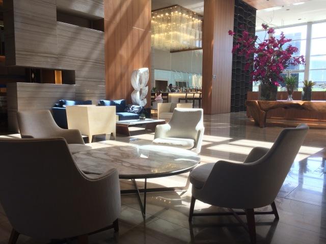 Hilton Barra Lobby 4