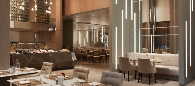 Hilton Barra Restaurant