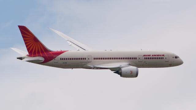 Air India Boeing 787-8