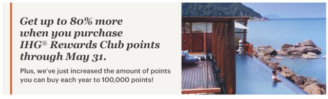 IHGR Buy Points April 2018