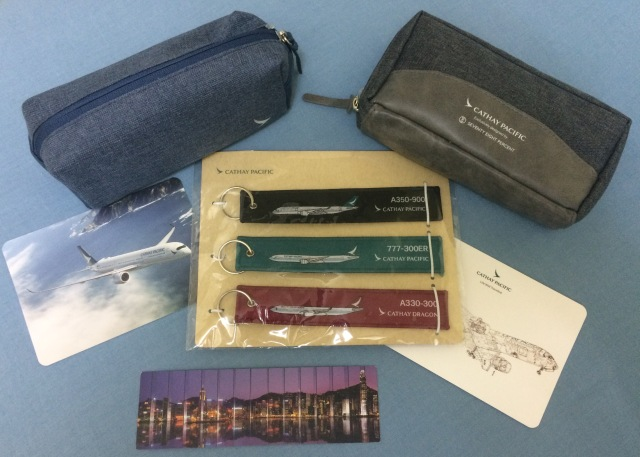 Cathay HK Package