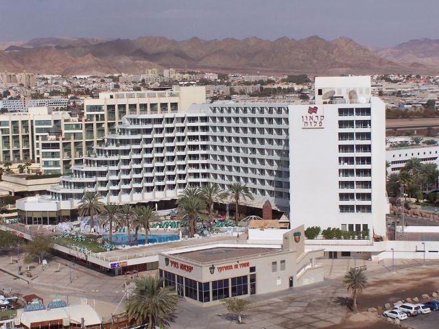 Crowne Plaza Eilat - Wikimedia