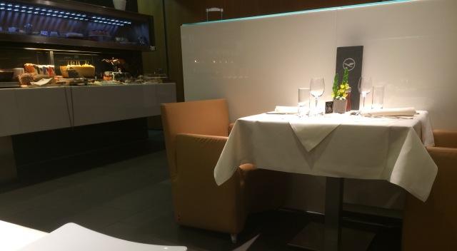 FCT dining