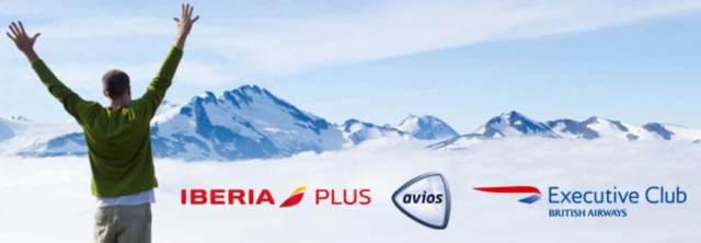 IberiaPlus and Executive Club