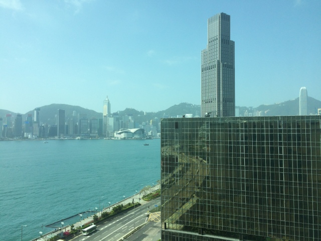 ICGS HK - View from the Room