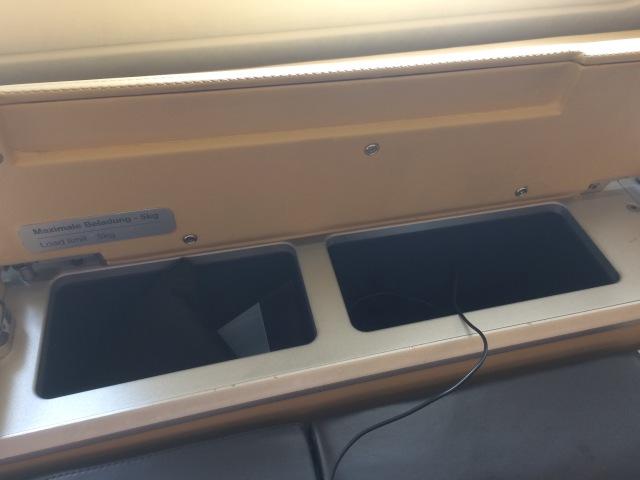 Lufthans First Class Seat 3