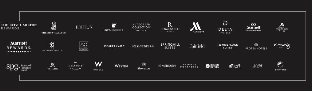 Marriott Brands