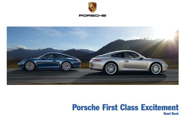 Porsche LH First Class Excitement
