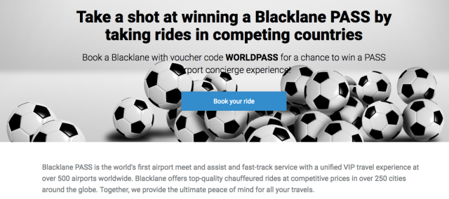 BlacklanePass World Cup