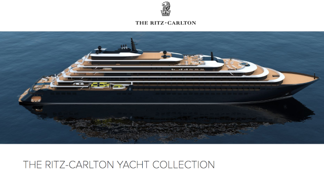 The Ritz-Carlton Yacht Collection 1