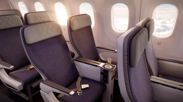 ElAl Dreamliner PremEconomy 2