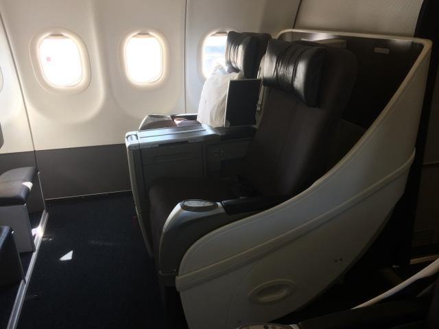 BA A318 Seat