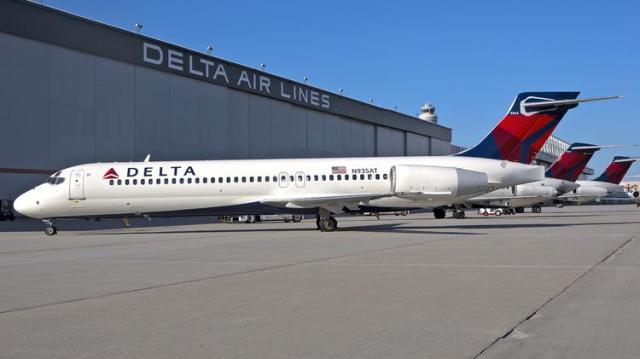 Delta Boeing 717