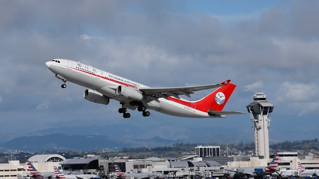 Sichuan Airlines A330