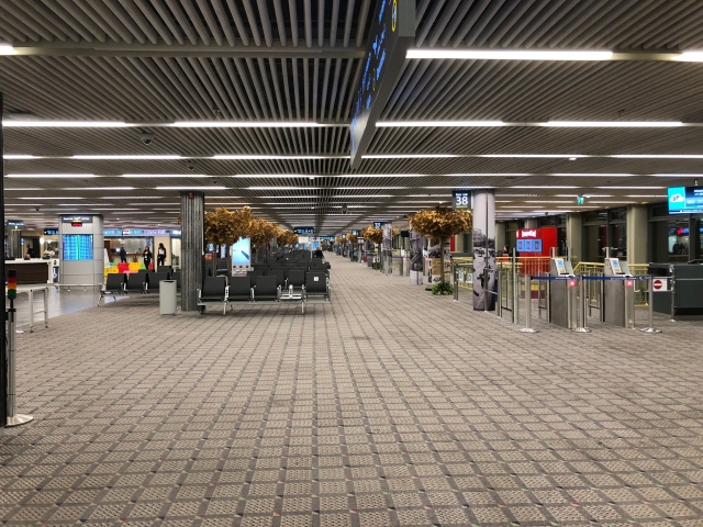 TLV Airport T1