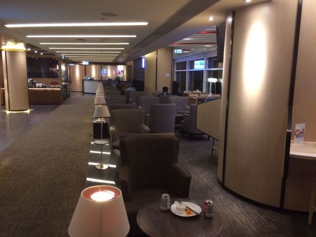 HK Airlines Lounge Gate 23