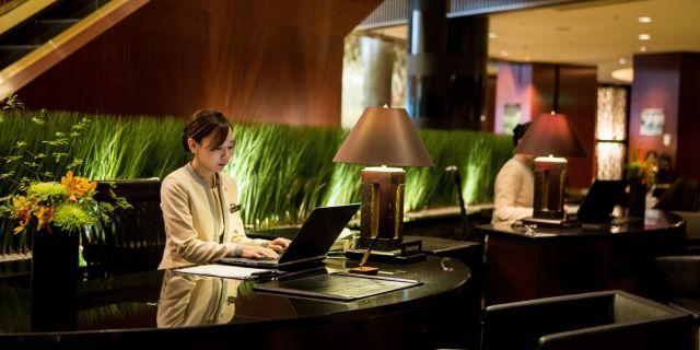 IC ANA Tokyo Concierge