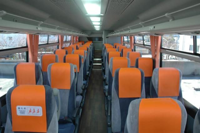 Japan Airport Limousine Bus 3