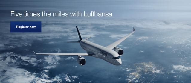 Lufthansa X5