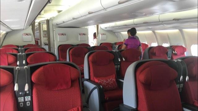 Sichuan Airlines Business Class