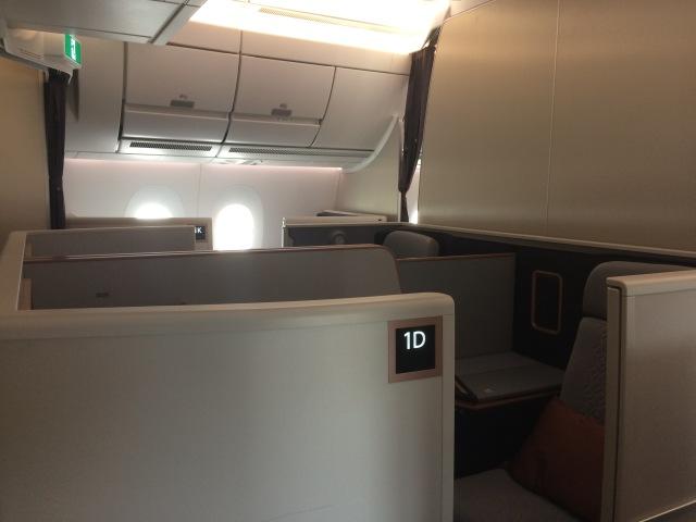 MH A350 First 5